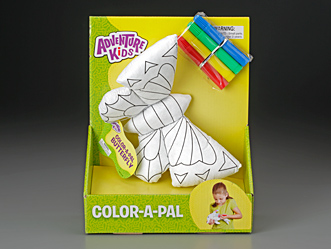 Color-A-Pal Butterfly
